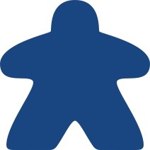 Blue Meeple